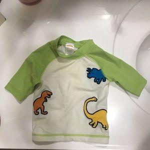 Gymboree Infant Boys Swim Suit 6-12 Months